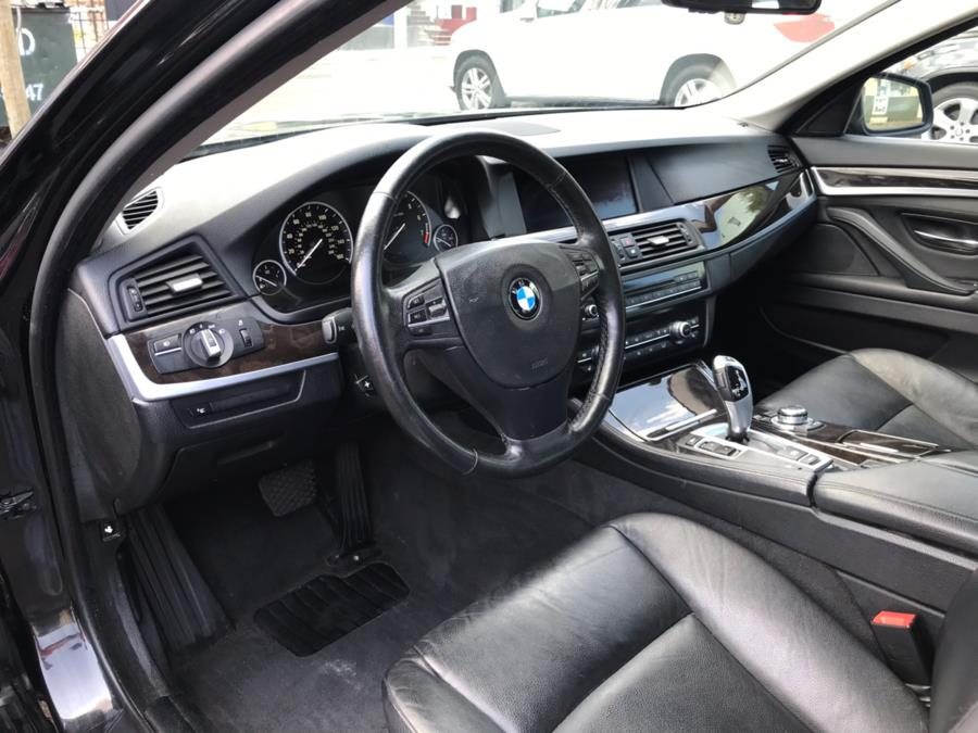 2013 BMW 5 Series 4dr Sdn 535i xDrive AWD, available for sale in Jamaica, New York | Sunrise Autoland. Jamaica, New York