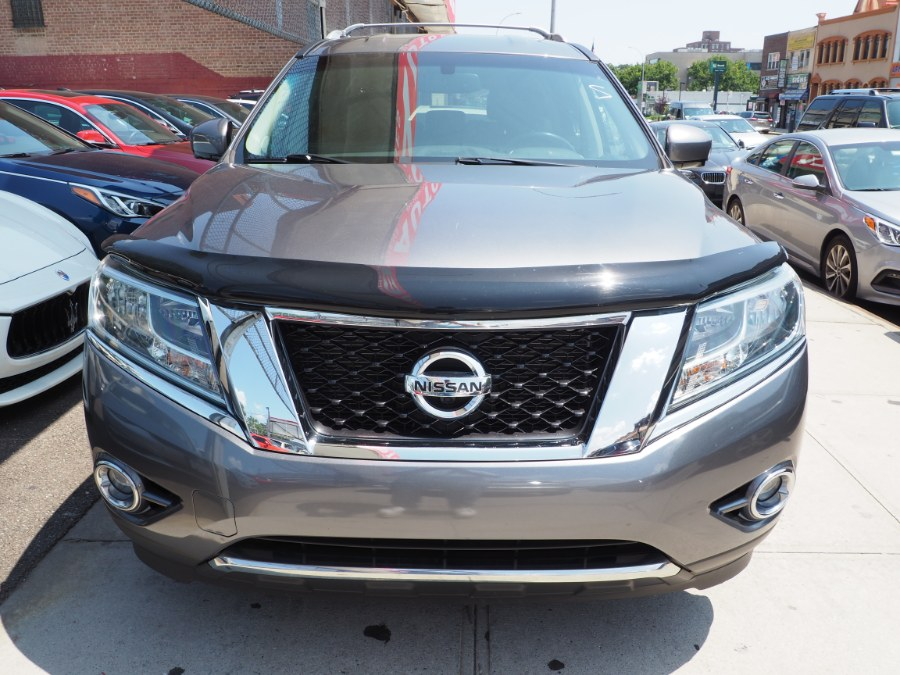 2016 Nissan Pathfinder 4WD 4dr SL, available for sale in Jamaica, New York | Hillside Auto Mall Inc.. Jamaica, New York