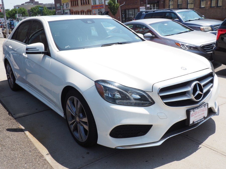 2016 Mercedes-Benz E-Class 4dr Sdn E350 Sport 4MATIC, available for sale in Jamaica, New York | Hillside Auto Mall Inc.. Jamaica, New York