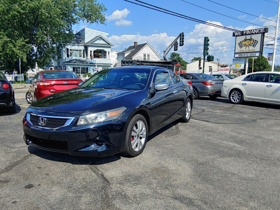 2008 Honda Accord Cpe 2dr I4 Man LX-S, available for sale in Worcester, Massachusetts | Rally Motor Sports. Worcester, Massachusetts