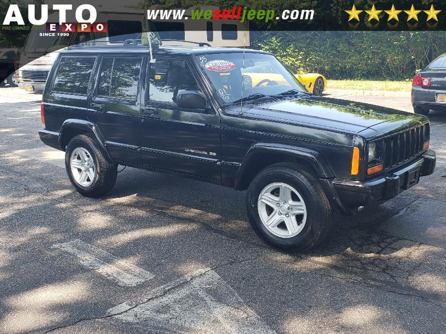 2001 JEEP CHEROKEE LIMITED, available for sale in Huntington, New York | Auto Expo. Huntington, New York