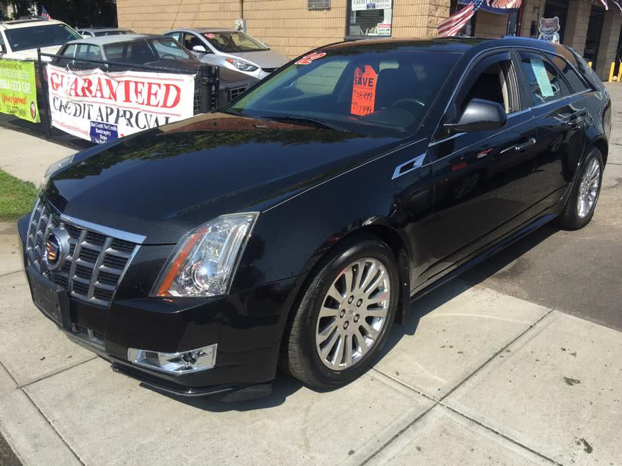 Used 2012 Cadillac CTS Wagon in Stratford, Connecticut | Mike's Motors LLC. Stratford, Connecticut