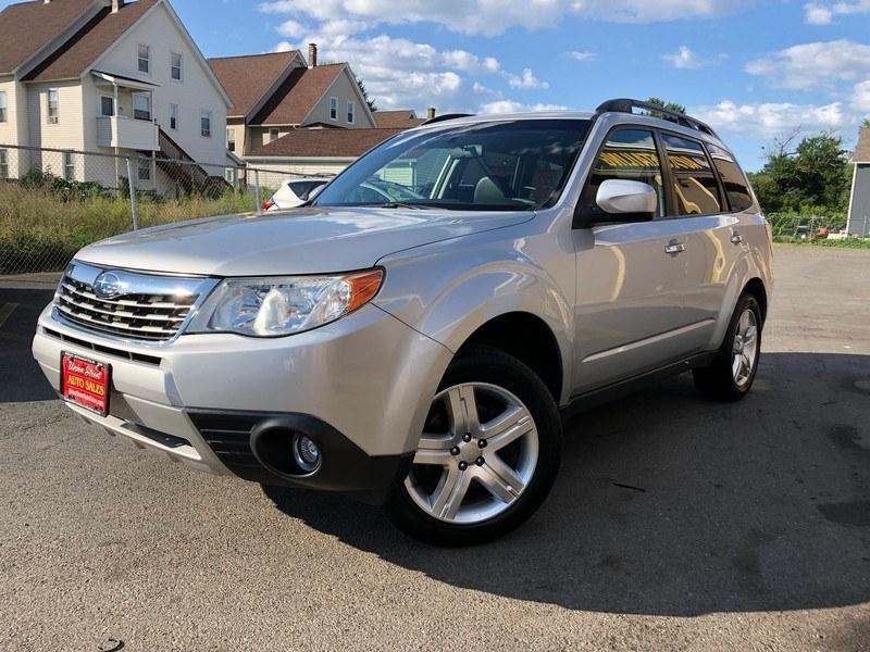 Used Subaru Forester 4dr Auto X L.L. Bean Ed PZEV *Ltd Avail* 2009 | Union Street Auto Sales. West Springfield, Massachusetts