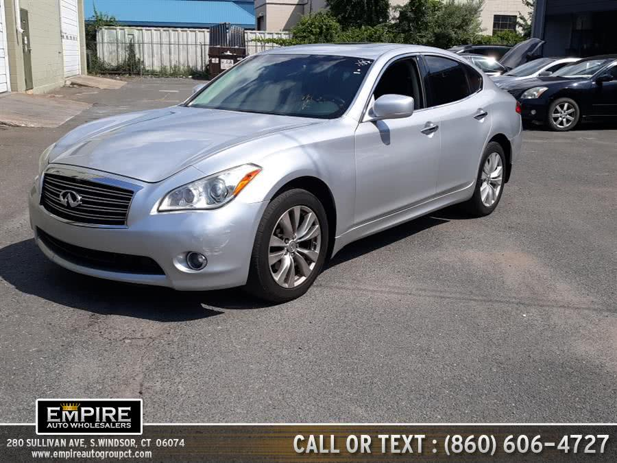 Used 2012 INFINITI M56 in S.Windsor, Connecticut | Empire Auto Wholesalers. S.Windsor, Connecticut