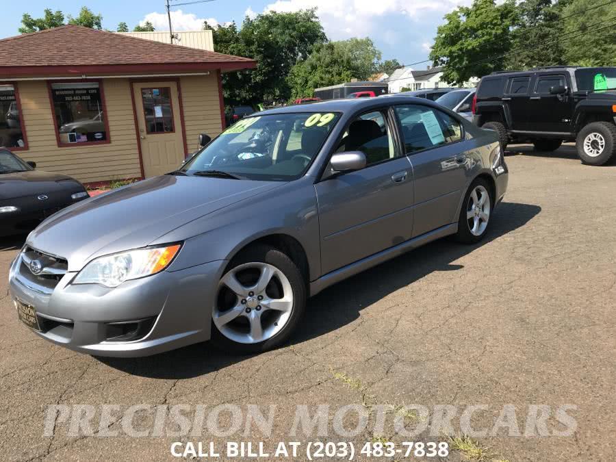 Used 2009 Subaru Legacy in Branford, Connecticut | Precision Motor Cars LLC. Branford, Connecticut
