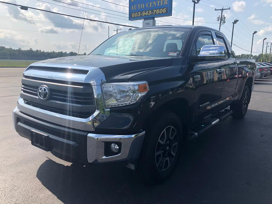 Used Toyota Tundra Double Cab 5.7L TRD Off Road 2015 | RH Cars LLC. Merrimack, New Hampshire