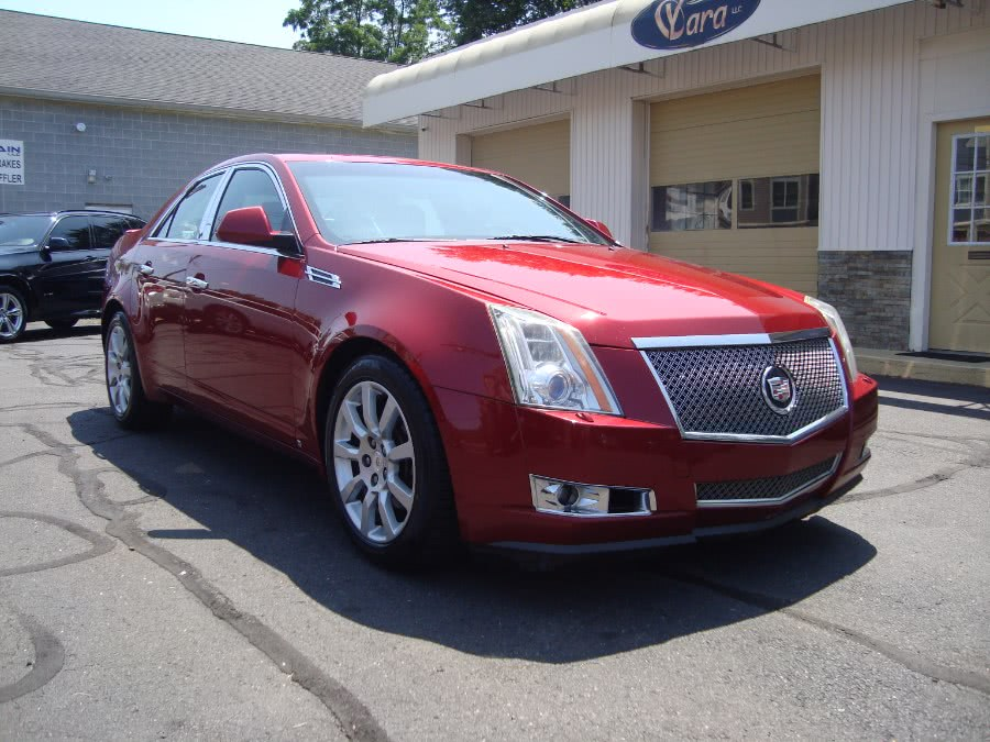 Used 2009 Cadillac CTS in Manchester, Connecticut | Yara Motors. Manchester, Connecticut