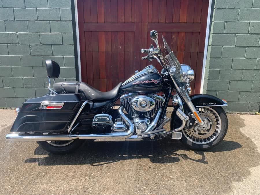 Used 2011 Harley Davidson Road King in Milford, Connecticut | Village Auto Sales. Milford, Connecticut