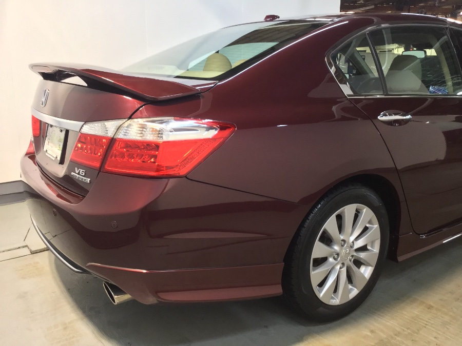 2015 Honda Accord Sedan 4dr V6 Auto Touring, available for sale in Lodi, New Jersey | European Auto Expo. Lodi, New Jersey