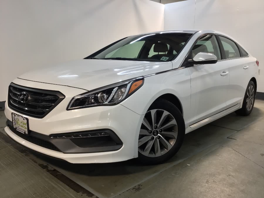Used 2016 Hyundai Sonata in Lodi, New Jersey | European Auto Expo. Lodi, New Jersey