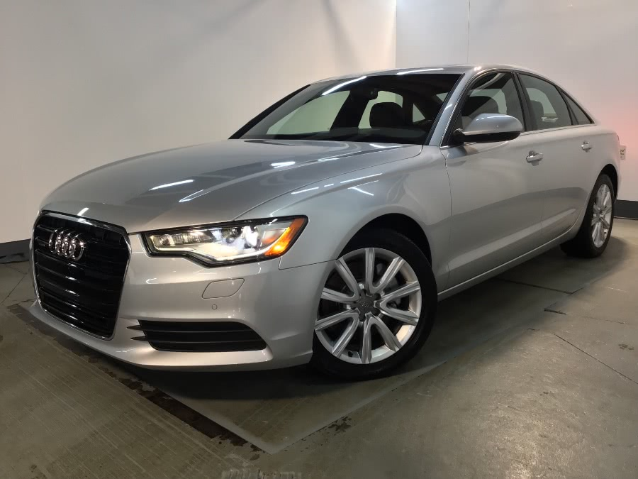 Used 2015 Audi A6 in Hillside, New Jersey | M Sport Motor Car. Hillside, New Jersey