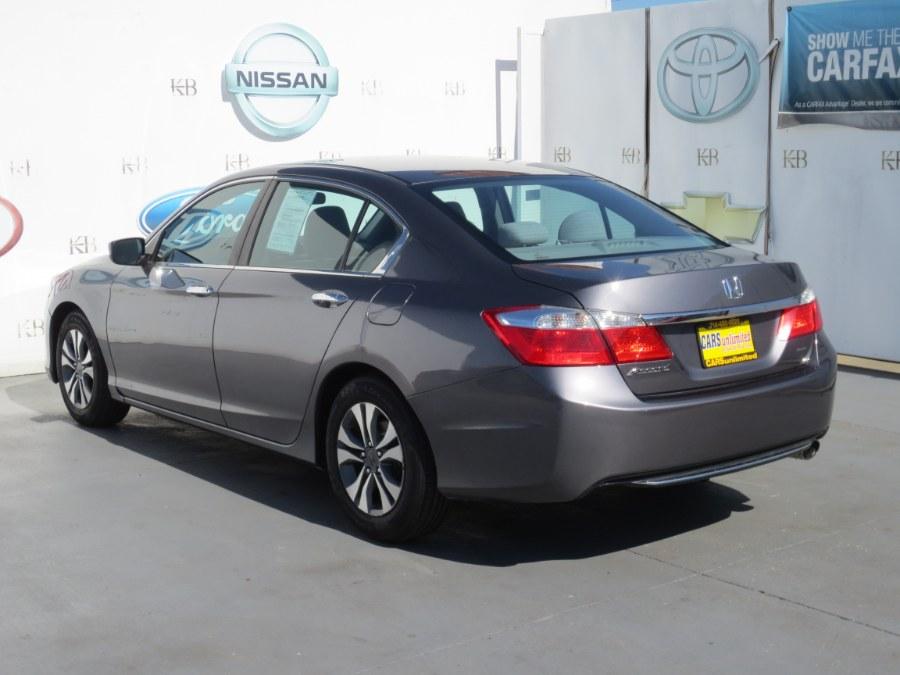 2013 Honda Accord Sdn 4dr I4 CVT LX, available for sale in Santa Ana, California | Auto Max Of Santa Ana. Santa Ana, California