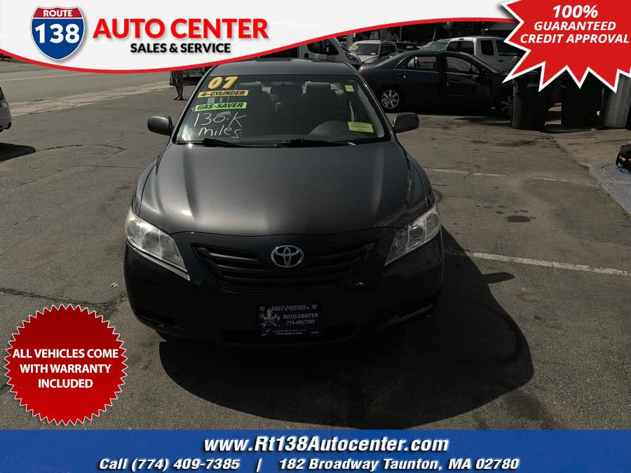 Used 2007 Toyota Camry in Taunton, Massachusetts | Rt 138 Auto Center Inc . Taunton, Massachusetts