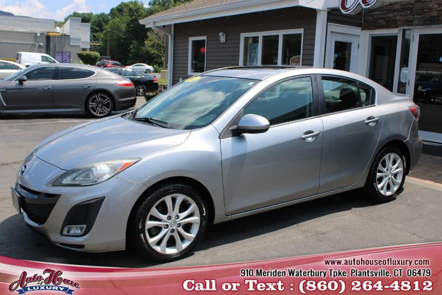 Used 2011 Mazda Mazda3 in Plantsville, Connecticut | Auto House of Luxury. Plantsville, Connecticut