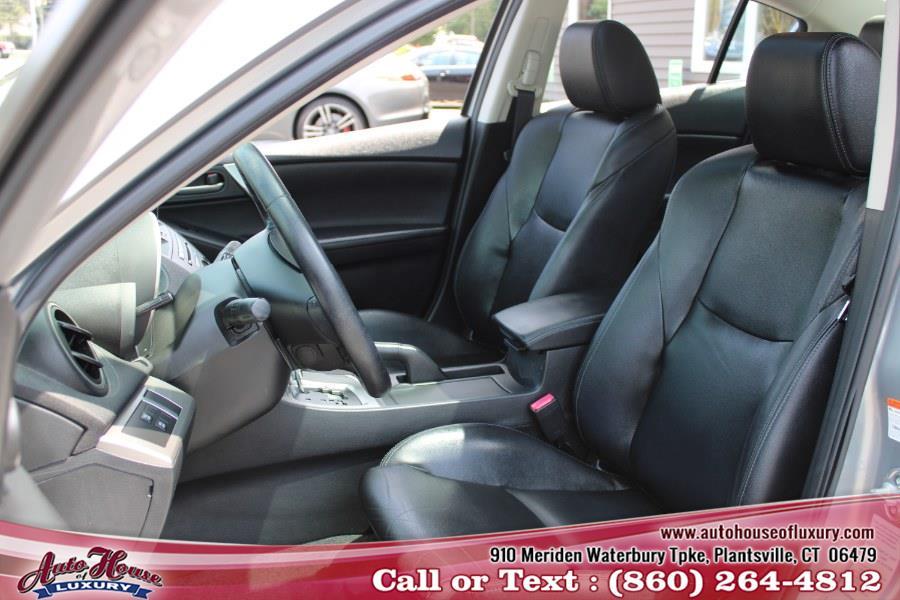 Used Mazda Mazda3 4dr Sdn Auto s Grand Touring 2011 | Auto House of Luxury. Plantsville, Connecticut