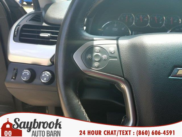 2015 Chevrolet Suburban 4WD 4dr LT, available for sale in Old Saybrook, Connecticut | Saybrook Auto Barn. Old Saybrook, Connecticut