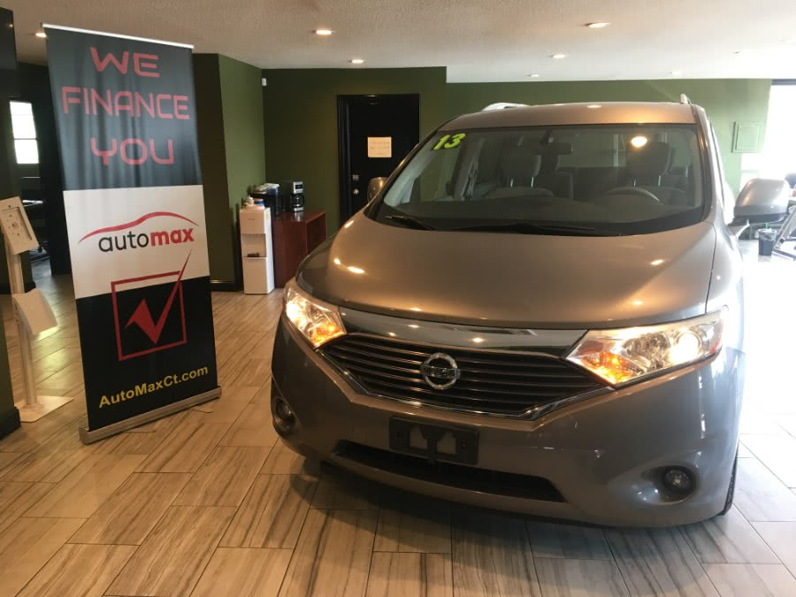 Used 2013 Nissan Quest in West Hartford, Connecticut | AutoMax. West Hartford, Connecticut