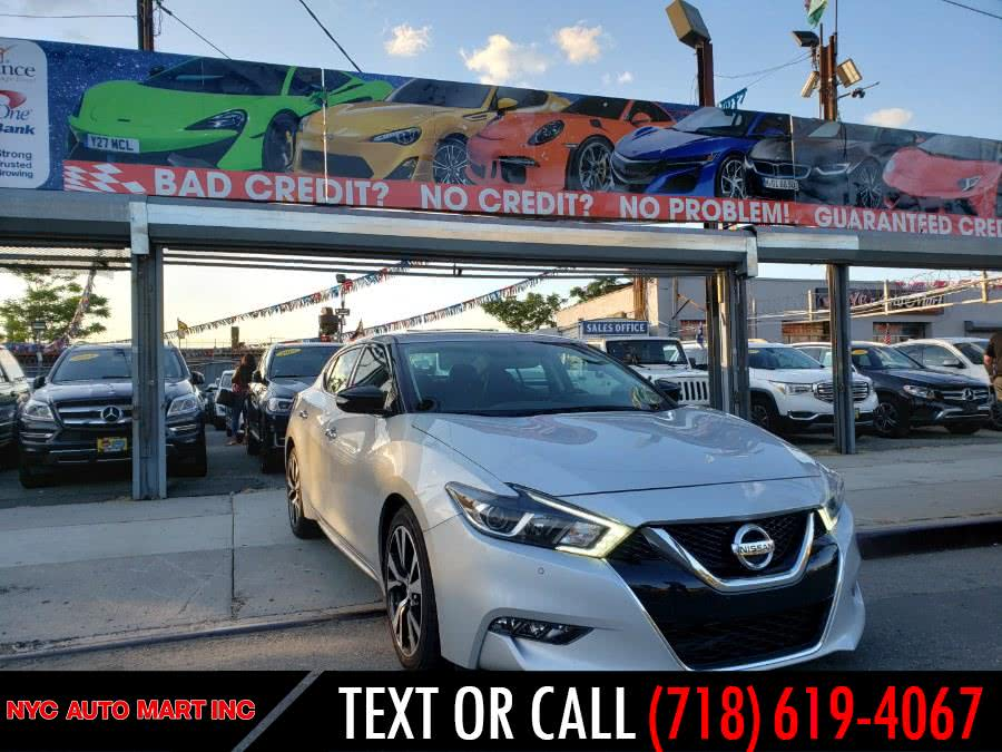 Used 2018 Nissan Maxima in Brooklyn, New York | NYC Automart Inc. Brooklyn, New York