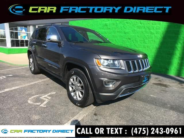 Used 2016 Jeep Grand Cherokee in Milford, Connecticut | Car Factory Direct. Milford, Connecticut