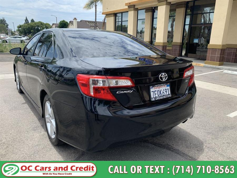 2014 Toyota Camry SE, available for sale in Garden Grove, California | OC Cars and Credit. Garden Grove, California