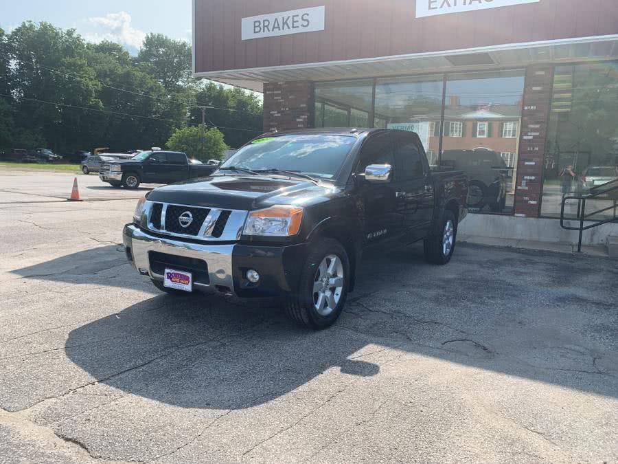 Used 2008 Nissan Titan in Barre, Vermont | Routhier Auto Center. Barre, Vermont