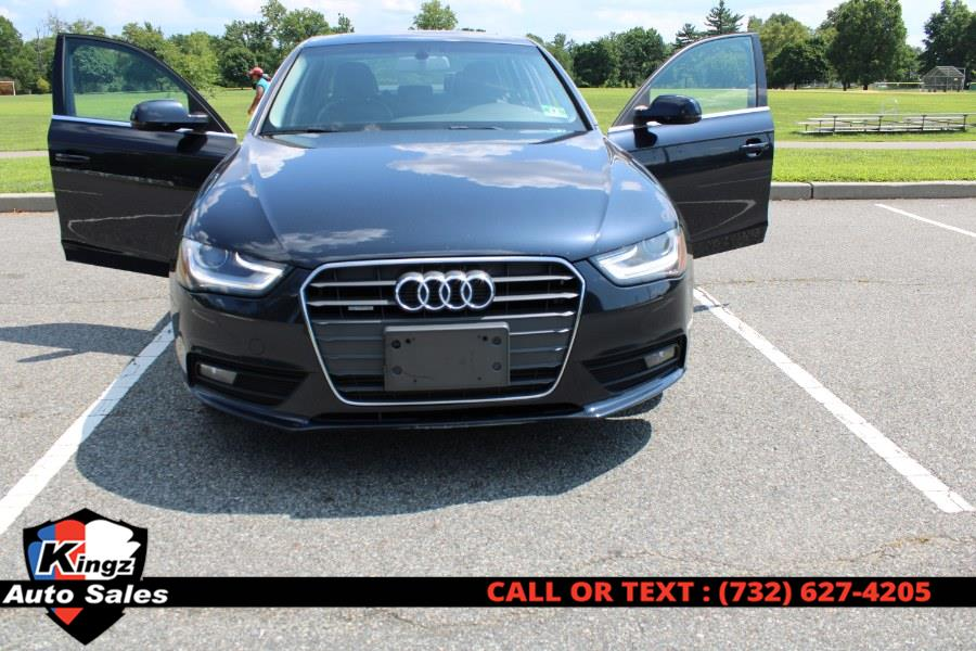 2013 Audi A4 4dr Sdn Auto quattro 2.0T Premium Plus, available for sale in Avenel, New Jersey | Kingz Auto Sales. Avenel, New Jersey