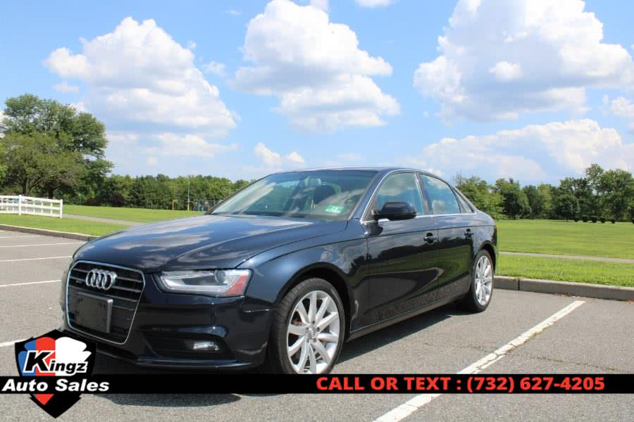 Used 2013 Audi A4 in Avenel, New Jersey | Kingz Auto Sales. Avenel, New Jersey