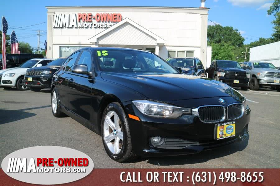 Used 2015 BMW 3 Series in Huntington, New York | M & A Motors. Huntington, New York
