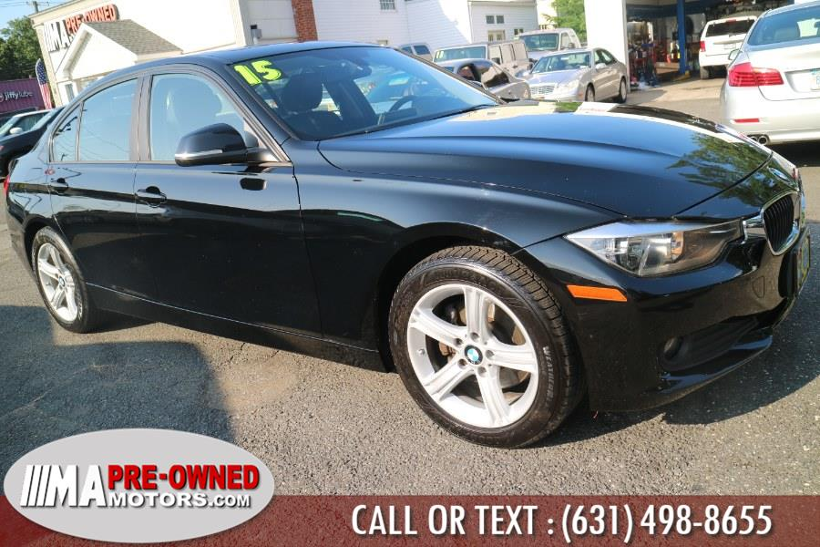 2015 BMW 3 Series 4dr Sdn 320i xDrive AWD South Africa, available for sale in Huntington, New York | M & A Motors. Huntington, New York