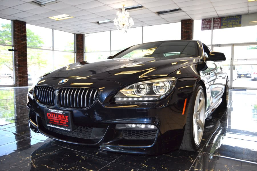Used BMW 6 Series 2dr Cpe 650XI 2012 | Exclusive Motor Sports. Central Valley, New York