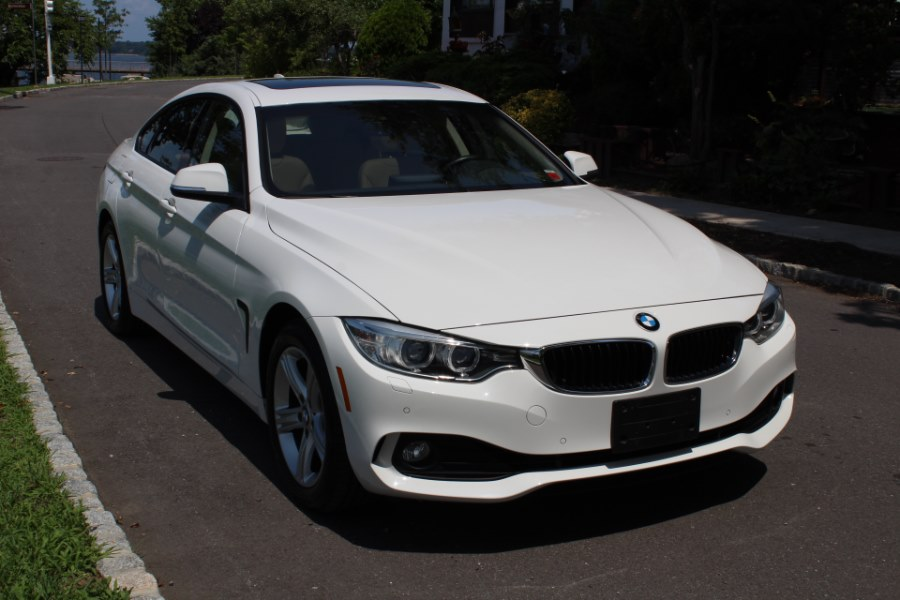 2015 BMW 4 Series 4dr Sdn 428i xDrive AWD Gran Coupe SULEV, available for sale in Great Neck, NY