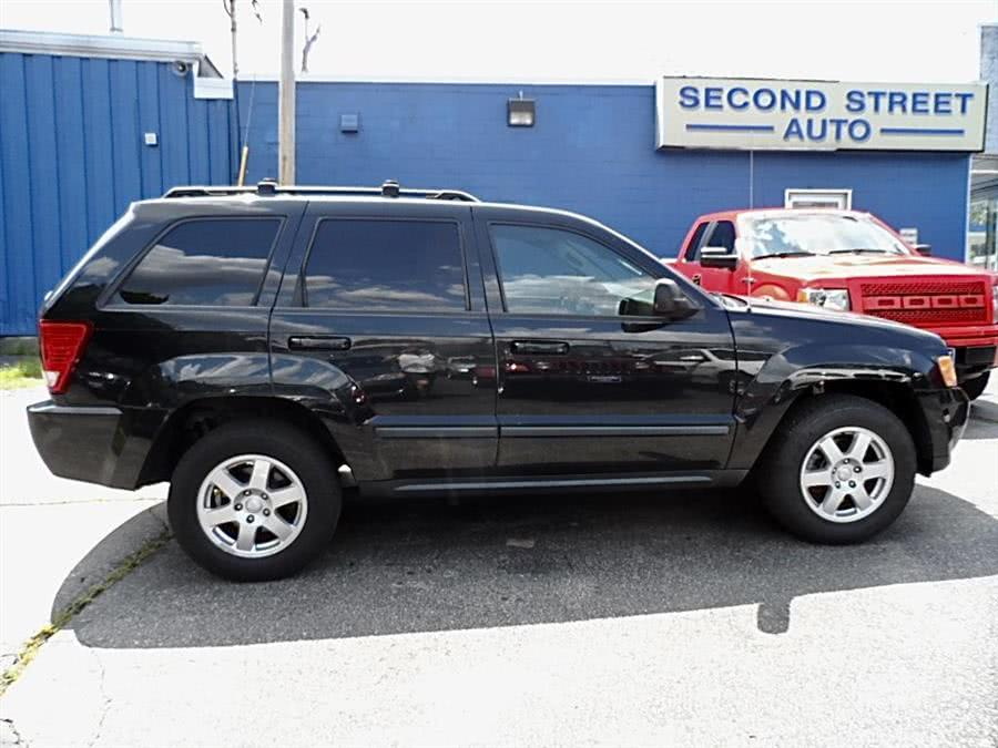 2008 Jeep Grand Cherokee LAREDO, available for sale in Manchester, New Hampshire | Second Street Auto Sales Inc. Manchester, New Hampshire