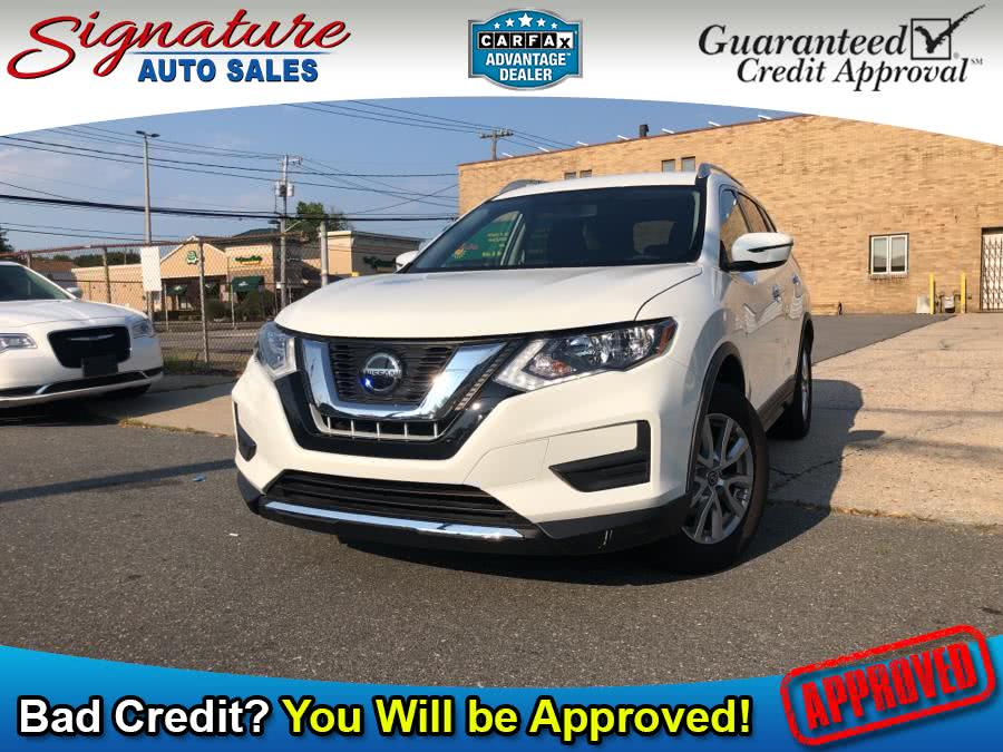 Used 2018 Nissan Rogue in Franklin Square, New York | Signature Auto Sales. Franklin Square, New York
