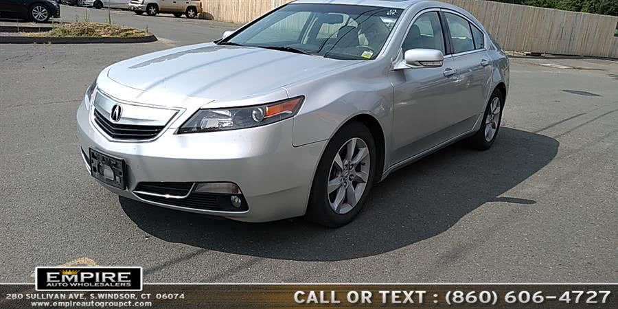 Used 2014 Acura TL in S.Windsor, Connecticut | Empire Auto Wholesalers. S.Windsor, Connecticut