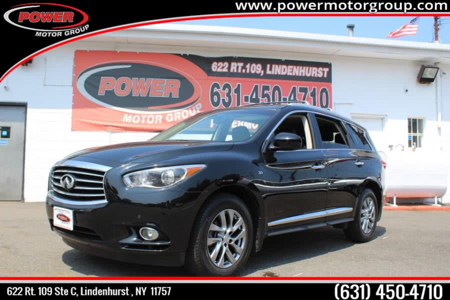 Used 2015 INFINITI QX60 in Lindenhurst , New York | Power Motor Group. Lindenhurst , New York