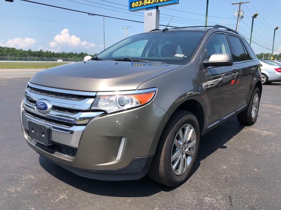 Used Ford Edge Limited AWD 2013 | RH Cars LLC. Merrimack, New Hampshire