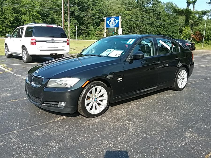 2011 BMW 3 Series 4dr Sdn 328i xDrive AWD SULEV, available for sale in Rochester, New Hampshire | Hagan's Motor Pool. Rochester, New Hampshire