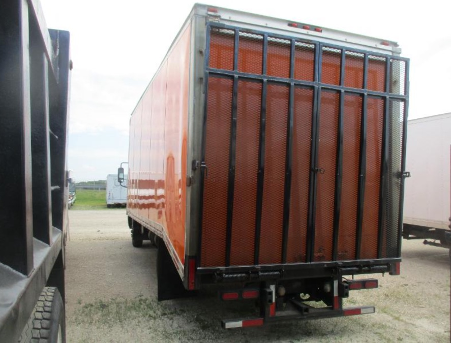 2007 Nissan UD 2600 LANDSCAPE BOX TRUCK 2600 LANDSCAPE BOX TRUCK, available for sale in South Amboy, New Jersey | NJ Truck Spot. South Amboy, New Jersey