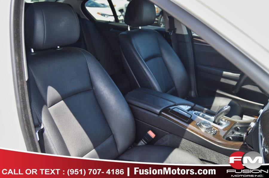 Used BMW 5 Series 4dr Sdn 535d RWD 2014   Fusion Motors Inc. Moreno Valley, California