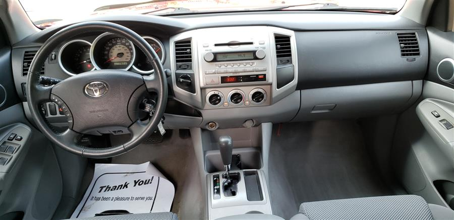 Used Toyota Tacoma SR5 4WD Crew Cab V6 AT 2008 | National Auto Brokers, Inc.. Waterbury, Connecticut