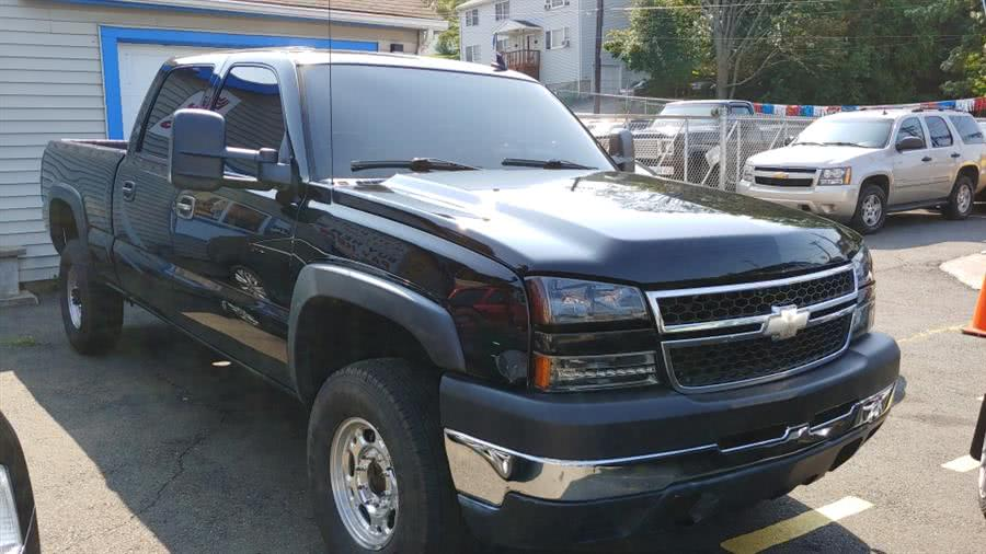 "2007 Chevrolet Silverado 2500HD Classic 4WD Crew Cab 153"" LT2, available for sale in Ansonia, CT"