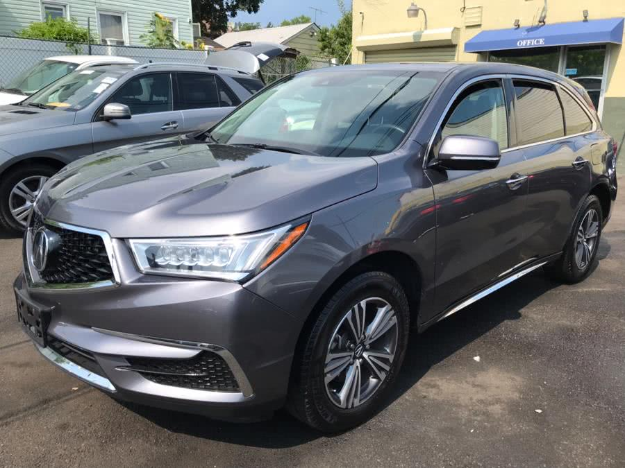 Used 2018 Acura MDX in Jamaica, New York | Sunrise Autoland. Jamaica, New York