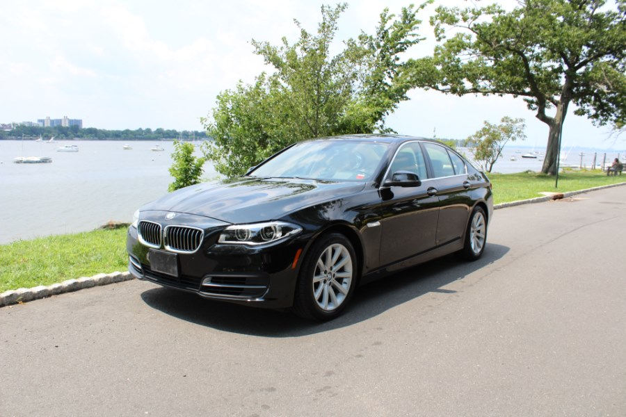 2014 BMW 5 Series 4dr Sdn 535i xDrive AWD, available for sale in Great Neck, NY