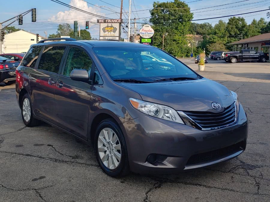 Used 2016 Toyota Sienna in Worcester, Massachusetts | Rally Motor Sports. Worcester, Massachusetts