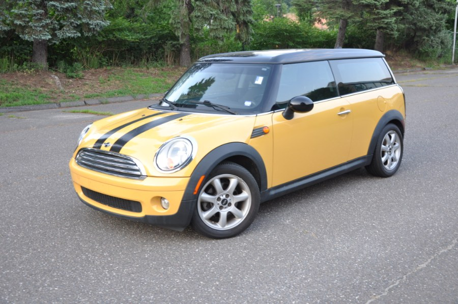 2009 MINI Cooper Clubman 2dr Cpe, available for sale in Waterbury, Connecticut | Platinum Auto Care. Waterbury, Connecticut
