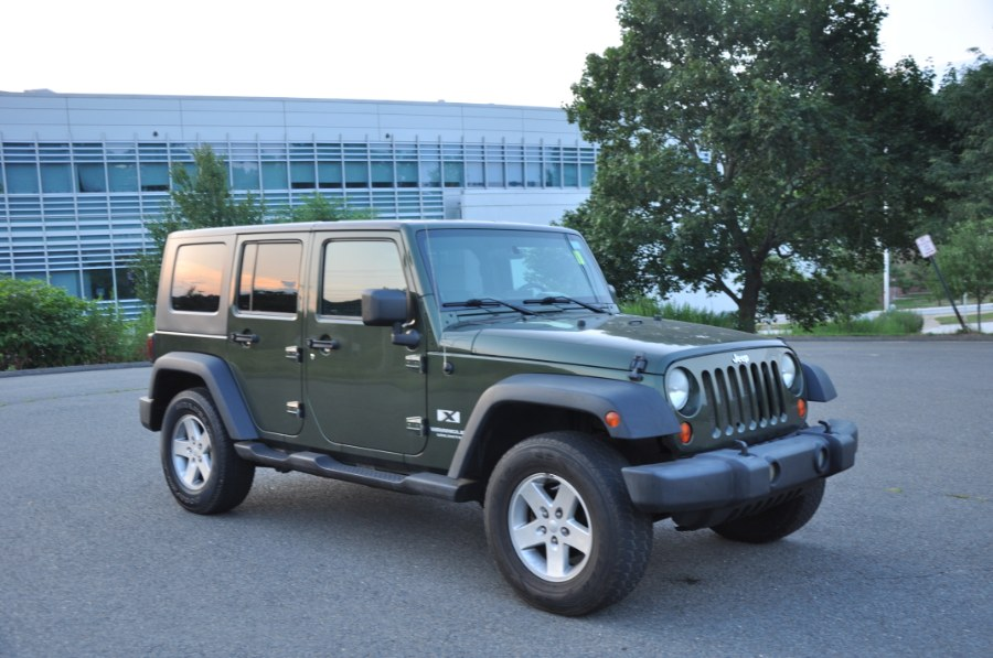 2007 Jeep Wrangler 4WD 4dr Unlimited X, available for sale in Waterbury, Connecticut | Platinum Auto Care. Waterbury, Connecticut