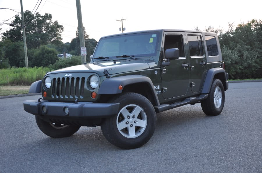 Used 2007 Jeep Wrangler in Waterbury, Connecticut | Platinum Auto Care. Waterbury, Connecticut