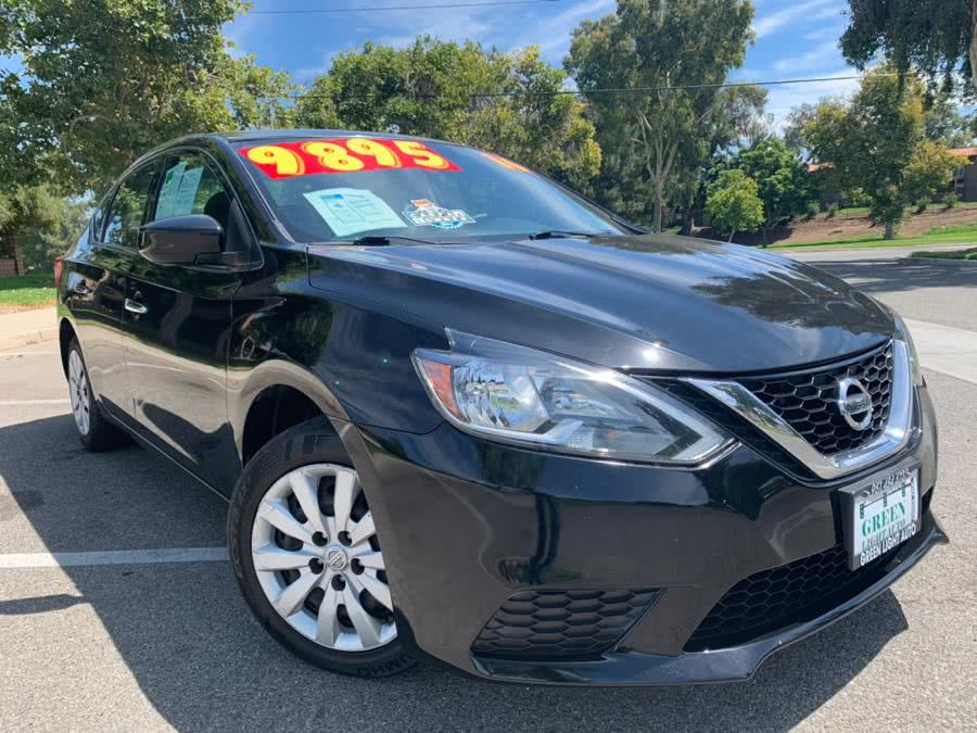 Used 2016 Nissan Sentra in Corona, California | Green Light Auto. Corona, California