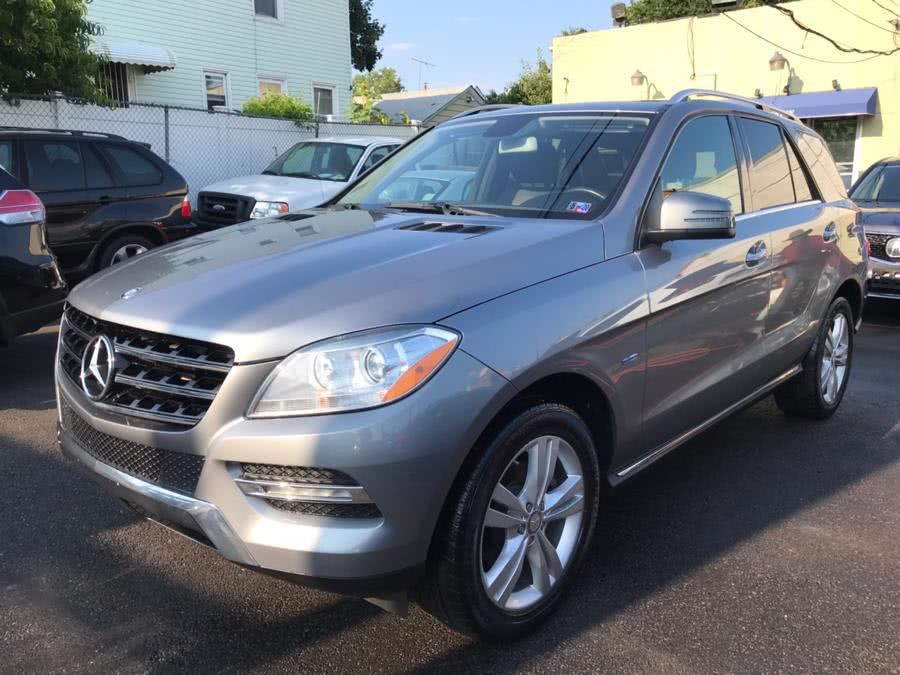 2012 Mercedes-Benz M-Class 4MATIC 4dr ML350 BlueTEC, available for sale in Jamaica, New York | Sunrise Autoland. Jamaica, New York