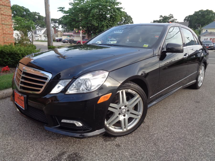 Used Mercedes-Benz E-Class 4dr Sdn E 350 Sport 4MATIC 2010 | NY Auto Traders. Valley Stream, New York